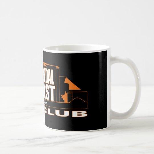 Lead Pedal Fan Club Mug